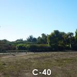 Sitio Disponible 40 - Manzana C